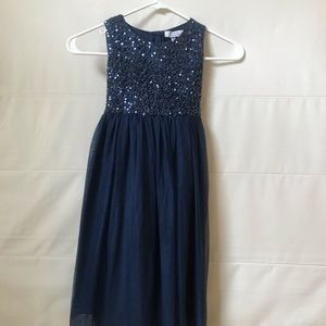 Girl's 8Y Party Dress, NWT